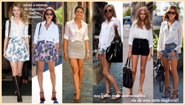 camisa feminina branca seda 3