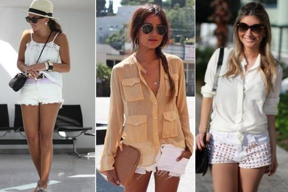 look-short-branco